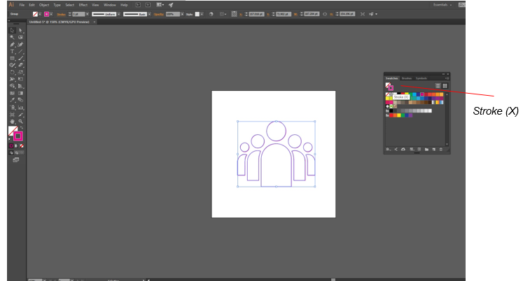 HOW TO CONVERT A JPG IMAGE TO LINE ART IN ADOBE ILLUSTRATOR